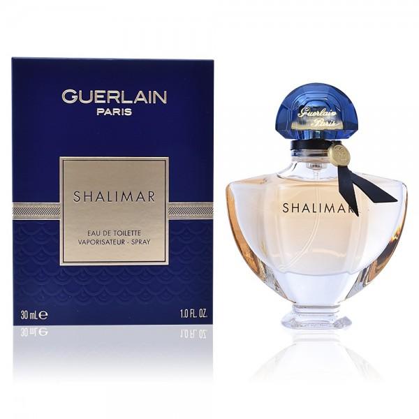 Guerlain shalimar eau de toilette 30ml vaporizador