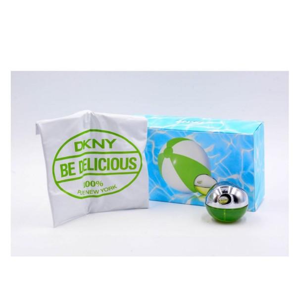 Donna karan dkny be delicious eau de parfum 30ml vaporizador + pelota playa 1u.