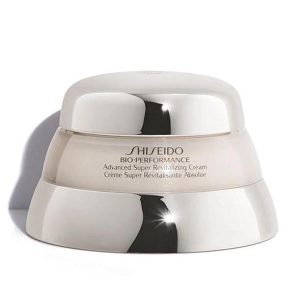 Shiseido bio-performance advanced super revitalizer 50ml + ultimate power concentrado serum 1 5ml